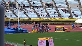 SEIKO GGP2018 OSAKA Women 400m Justyna SWIETY-ERSETIC51.05  Daina HARPER Anneliese RUBIE