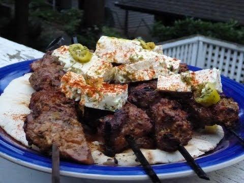 recipe: greek lamb shish kabob marinade [10]
