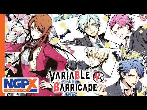 Variable Barricade - Official NGPX Teaser Trailer