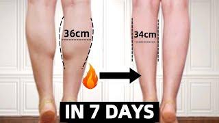 Gambar cover Slim Down Calves FAST! BEST 12 min Beginner Friendly Slim Calves Workout, No Jump (Eng Sub)