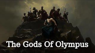 The Gods Of Olympus   The Mightiest Gods of Greek Mythology