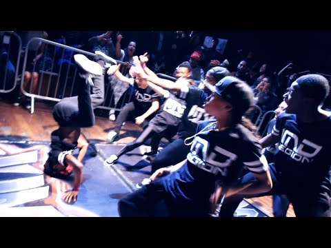 CREW DANCE: IMD Legion vs Complexity- Crew Dance Battle - The Jump Off 2014