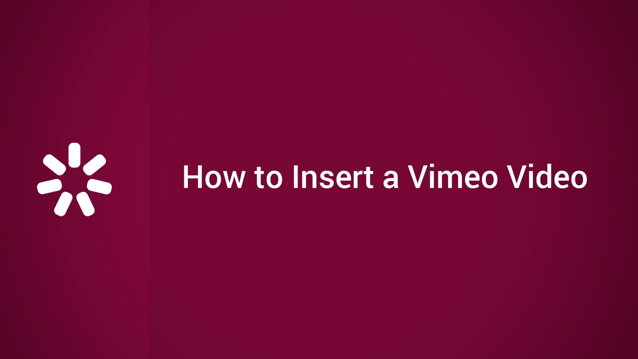 How to Insert a Vimeo Video to PowerPoint with iSpring Suite