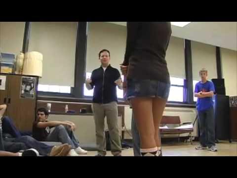 JD Walsh Teaching Improv