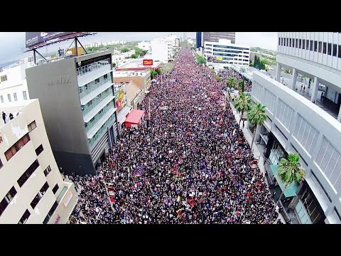Armenian March For Justice, Los Angeles, 2015