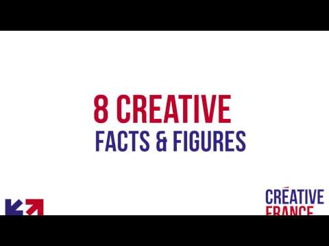 8 creative facts and figures