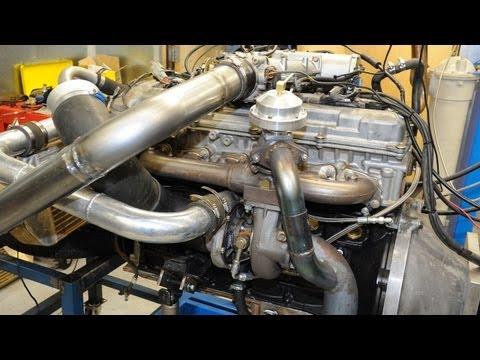Nissan TB48 turbo Torque Monster