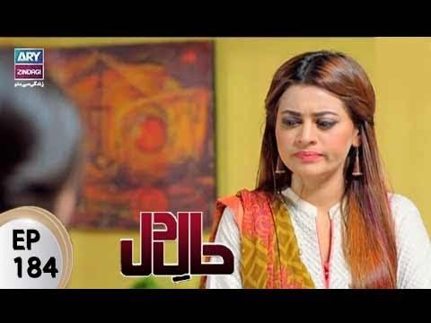 Haal-e-Dil - Ep 184 - ARY Zindagi Drama