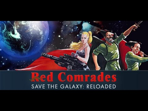 Red Comrades Save the Galaxy: Reloaded - Walkthrough - The Machine Gun