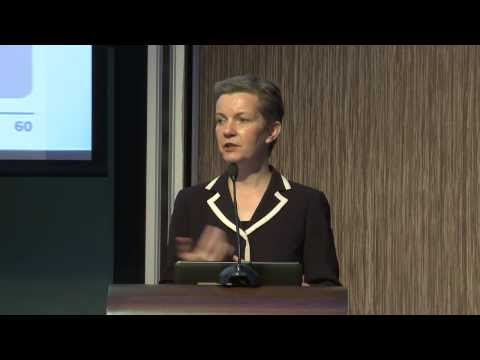 London Health and Care Leaders Forum - Global and national perspectives by Andrea Sutcliffe
