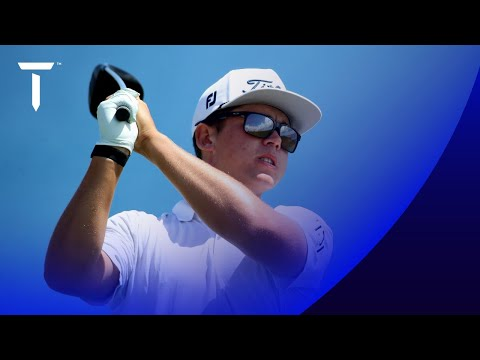 Garrick Higgo puts himself in pole position after 54 holes | 2021 Gran Canaria Open
