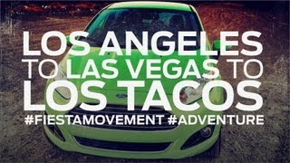Los Angeles to Las Vegas to Los Tacos!