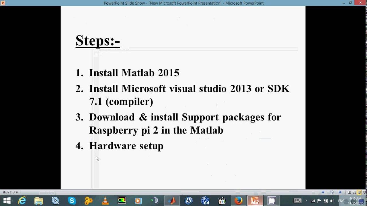 Matlab Compiler Support