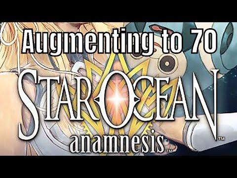 Repeat Star Ocean Anamnesis - Rush Assist & 3D Homescreen