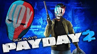 PAYDAY 2 Switch JOY New Female Heister & Hacker Perk Deck