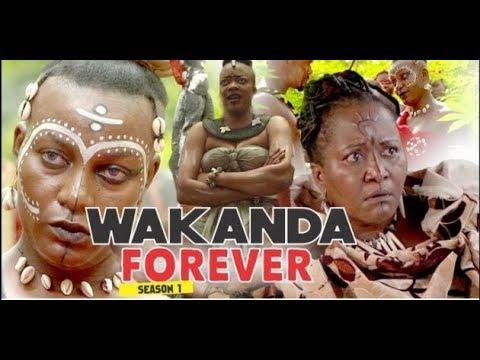 Trust the Nigerians with Wakanda! Here is Nigeria's Wakanda version