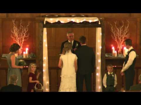 Wedding of Marshall Niemela and Stacia Matson