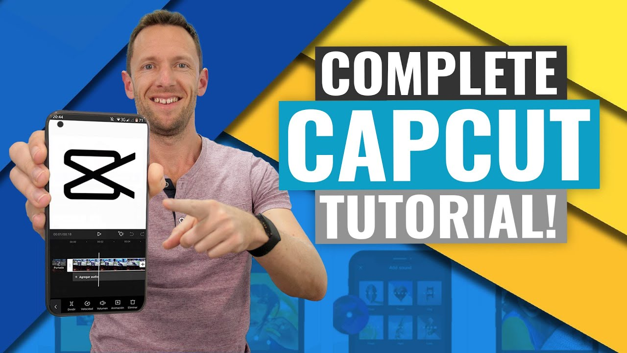 Download CapCut Video Editing Tutorial - COMPLETE Guide (2021)