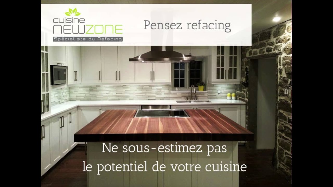 Refacing d 39 armoires de cuisine for Armoires de cuisine photos