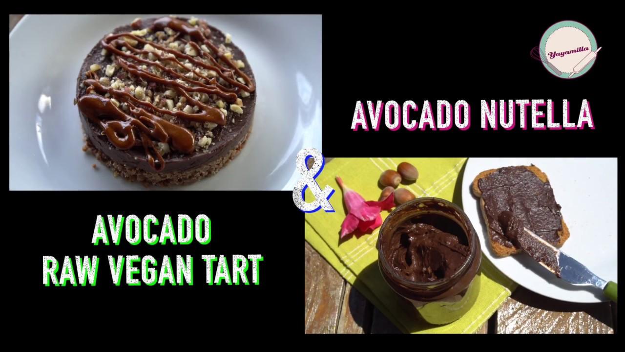 Raw Chocolate Cake Avocado River Cottage