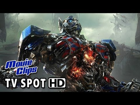 Transformers: Age of Extinction TV SPOT - Triceratops (2014) HD