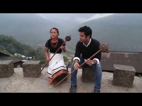 Explore Nagaland Ep.6 | Naga Girl Singing | Kohima | Travel With Kunal Kapur