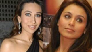 Rani Mukerji Makes Way For Karisma Kapoor In Housefull 2 Item Song - Latest Bollywood News