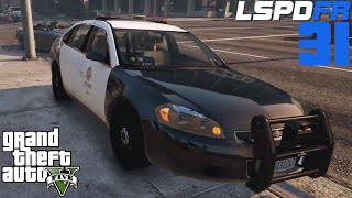 GTA V - LSPDFR #031 | 2014