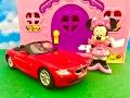 MYSZKA MIKI - Klub Przyjaciol Myszki Miki po Polsku - Mini i jej nowe autko / Mickey Mouse
