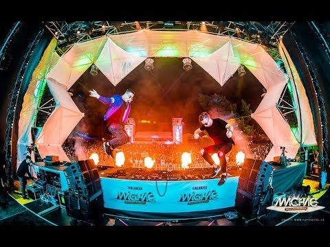 MATAMAR live @ Machac Festival Mainstage 2017