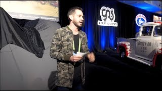Revealing My New Car at the LA Auto Show! thumbnail