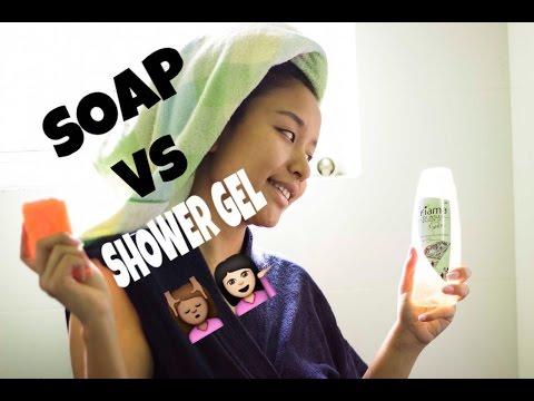 Soap Vs Shower Gel. ft-Fiama Di Wills.