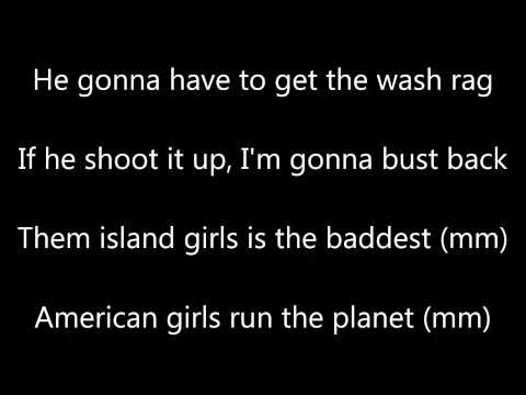Nicki Minaj - Trini Dem Girls (feat. LunchMoney Lewis) LYRICS
