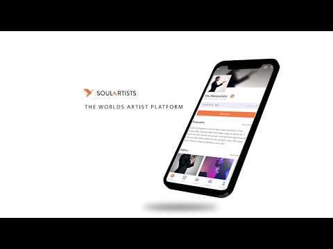 Soul Artists App