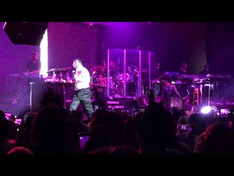 Keith Sweat: Make You Sweat/Don't Stop Your Love Dover, DE 1/10/20