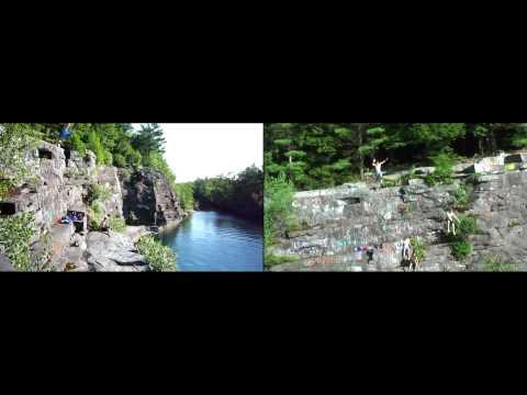 Fitzwilliam Quarries [BACKFLIPS]