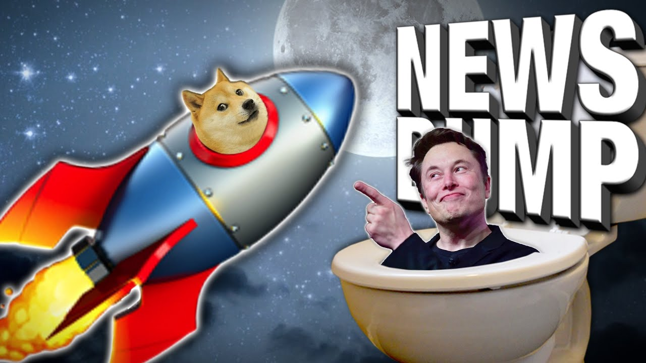 Dogecoin - Crypto Meme Inexplicably Explodes in Value?! - News Dump