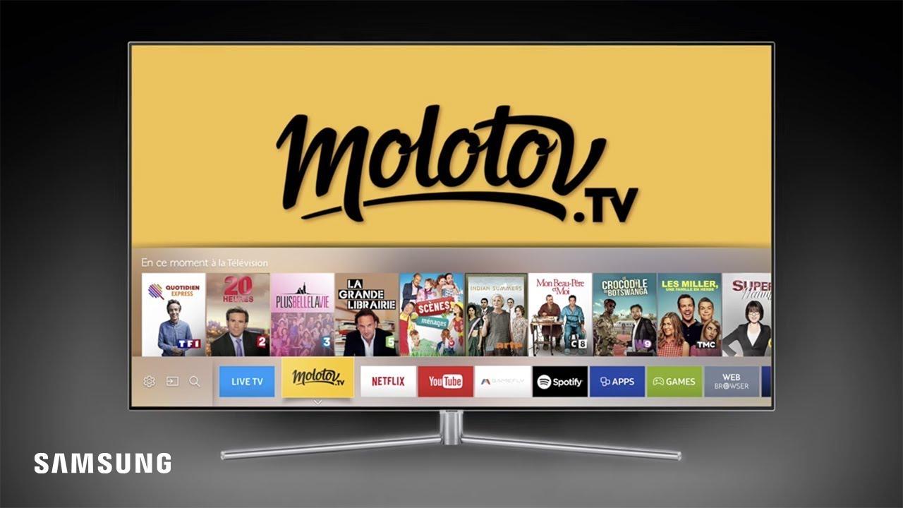 CACAOWEB SUR TV SAMSUNG