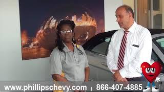 2008 Chrysler Sebring - Customer Review Phillips Chevrolet - Used Car Dealer Sales Chicago