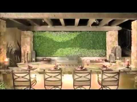 Living Wall Panel