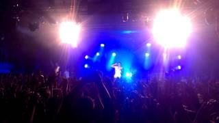 SONNY BLACK LIVE - [Hamburg/große Freiheit, 04. 10. 14] Bushido - Sporttasche