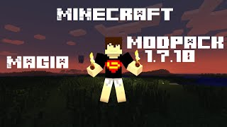 Super Pack de Mods - 1.7.10 [Magia] #2