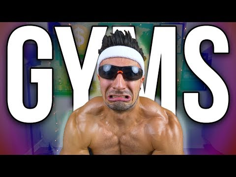 The Worst Things about Gyms