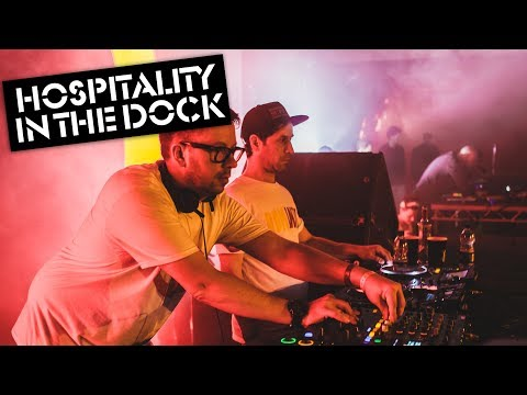 Nu:Logic @ Hospitality In The Dock (Tobacco Dock/London)