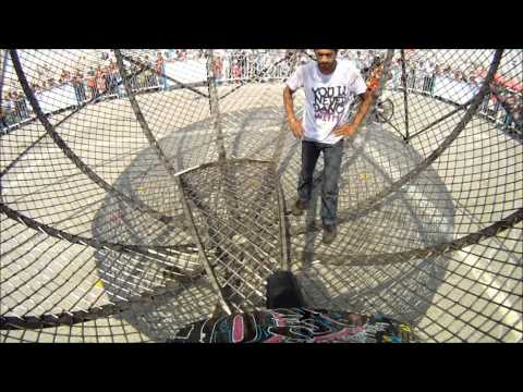 Globe of Death with Aleš Rozman FMX AIRMADA