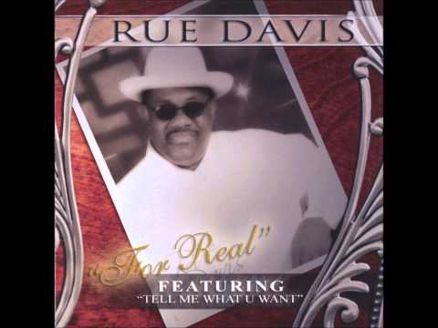 Rue Davis - Between the Sheets