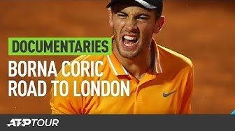 NEW & EXCLUSIVE | Behind The Scenes With Borna Coric | DOCUMENTARIES | ATP