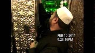Hazri of Mazar e Aqdas Huzoor Ghous Pak Shaikh Abdul Qadir Jilani RA