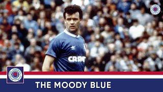 DAVIE COOPER | The Moody Blue