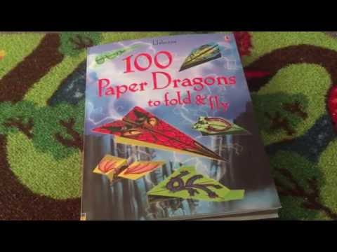 Books2Give went Live! 100 Paper Dragons Review